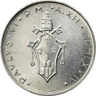 Monnaie, Cité Du Vatican, Paul VI, Lira, 1974, Roma, SPL, Aluminium, KM:116 - Vatican