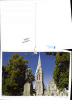 583560,Australia Christchurch Kirche Südinsel - Postcards
