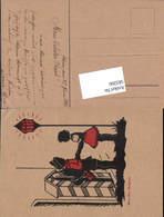 583266,Scherenschnitt Silhouette Kaserne Kinder - Scherenschnitt - Silhouette