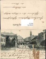 583172,Gruß Aus Czernowitz Bukowina Kutschen 1900 - Rumänien