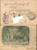 583155,Buzias Romania Cursalon 1899 - Rumänien
