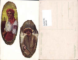 583143,Romania Galizien Galizia Volkstypen Czernowitz Iudowe - Rumänien
