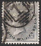 India - Scott #16 Used (1) - India (...-1947)