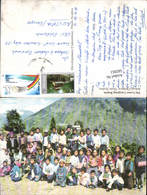 582951,Lower Langtang Region Thulo Syabru Nepal Asia - Ansichtskarten
