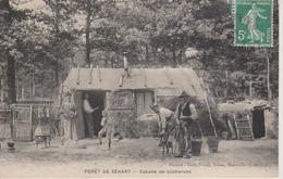 91 - FORET DE SENART - CABANE DE BUCHERONS - Sénart