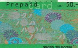PREPAID PHONE CARD SVIZZERA (E43.10.6 - Svizzera