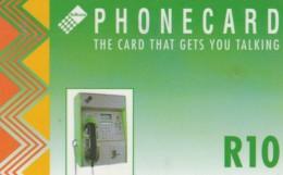 PHONE CARD SUDAFRICA (E43.12.1 - Afrique Du Sud