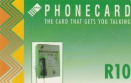 PHONE CARD SUDAFRICA (E43.12.6 - Zuid-Afrika