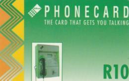 PHONE CARD SUDAFRICA (E43.12.8 - Sudafrica