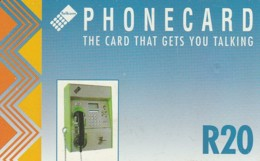 PHONE CARD SUDAFRICA (E43.13.1 - South Africa