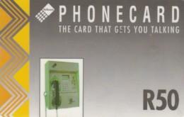 PHONE CARD SUDAFRICA (E43.13.3 - Sudafrica