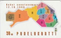 PHONE CARD FINLANDIA (E43.15.5 - Finlandia