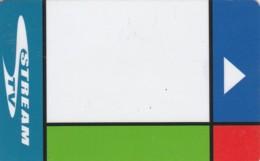 CARD STREAM TV  (E43.15.7 - Autres Collections