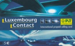 PREPAID PHONE CARD LUSSEMBURGO (E43.18.8 - Lussemburgo