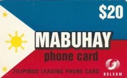 PREPAID PHONE CARD STATI UNITI RLS COM (E43.20.7 - Andere