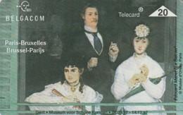 PHONE CARD BELGIO LANDIS CARDEX 97 (E43.21.4 - Belgique