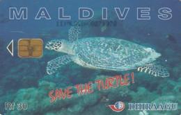PHONE CARD MALDIVE (E43.25.3 - Maldiven