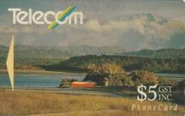 PHONE CARD NUOVA ZELANDA (E43.25.5 - Neuseeland