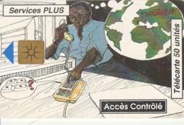 PHONE CARD BENIN (E43.26.3 - Benin