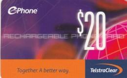 PREPAID PHONE CARD AUSTRALIA (E43.33.8 - Australia