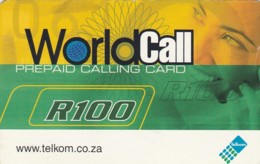 PREPAID PHONE CARD SUDAFRICA (E43.34.4 - Suráfrica
