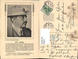 582657,Max Geißler Schriftsteller Pub E. Queck - Künstler
