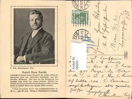 582655,Rudolf Hans Bartsch Schriftsteller U. Offizier Pub W. Weis - Künstler