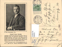 582652,Rudolf Hans Bartsch Schriftsteller U. Offizier Pub W. Weis - Künstler
