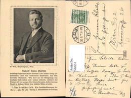 582651,Rudolf Hans Bartsch Schriftsteller U. Offizier Pub W. Weis - Künstler