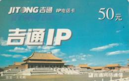 PREPAID PHONE CARD CINA (E43.46.6 - Cina
