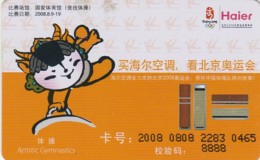 PREPAID PHONE CARD CINA (E43.49.4 - Cina
