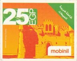 PREPAID PHONE CARD EGITTO (E43.50.8 - Egitto