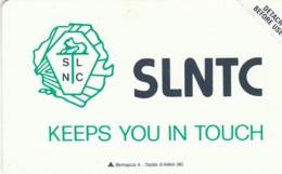 PHONE CARD -URMET SIERRA LEONE (E43.53.2 - Sierra Leone
