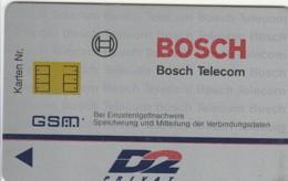 PROMO CARD BOSH  (E43.53.7 - Altre Collezioni