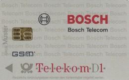 PROMO CARD BOSH  (E43.53.8 - Altre Collezioni