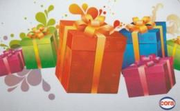GIFT CARD - SCHEDA REGALO   (E43.54.6 - Gift Cards