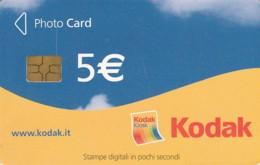 PHOTO CARD KODAK  (E43.55.6 - Altre Collezioni