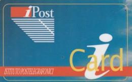 CARTA ICARD ISTITUTO POSTELEGRAFONICI  (E43.60.4 - Altri
