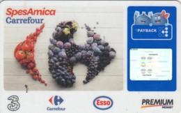PAYBACK CARREFOUR -NON ATTIVA  (E43.60.7 - Carte Di Credito (scadenza Min. 10 Anni)