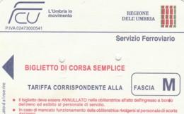 FERROVIA REGIONE UMBRIA  (E43.61.5 - Treni