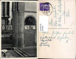 582300,Kloster Lehnin Klosterkirche Bahnpost Zug 6 Grosskreuz Mark N. Lehnin - Deutschland
