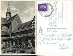582299,Kloster Lehnin Kreuzgang D. Klosterkirche - Deutschland