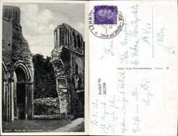 582298,Kloster Lehnin Ruine Der Klosterkirche - Deutschland