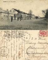 Poland, SUVALKI SUWAŁKI, The Garden Street (1908) Postcard - Poland