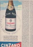 (pagine-pages)PUBBLICITA' ASTI CINZANO     Tempo1958/21. - Libri, Riviste, Fumetti
