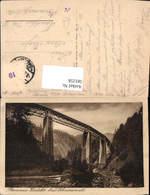 581258,Brücke Ravennabrücke Viadukt Höllentalbahn Schwarzwald Breitnau Hinterzarten - Brücken