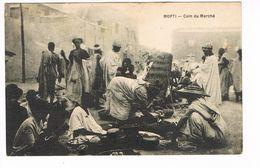 CPA.Mali. Mopti. Coin Du Marché   (F.187) - Mali