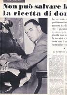 (pagine-pages)LA NAZIONALE Di CALCIO  Settimanaincom1958/14. - Libri, Riviste, Fumetti