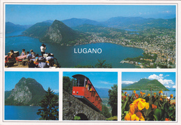 Suisse,switzerland,swiss, Helvetia,schweiz,svizzera,TESSIN,TICINO,LUGANO,TRAIN - TI Tessin