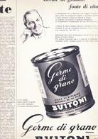 (pagine-pages)PUBBLICITA'  BUITONI  Settimanaincom1958/14. - Libri, Riviste, Fumetti